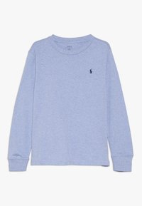 Polo Ralph Lauren - T-shirt med print - cobalt heather - 0