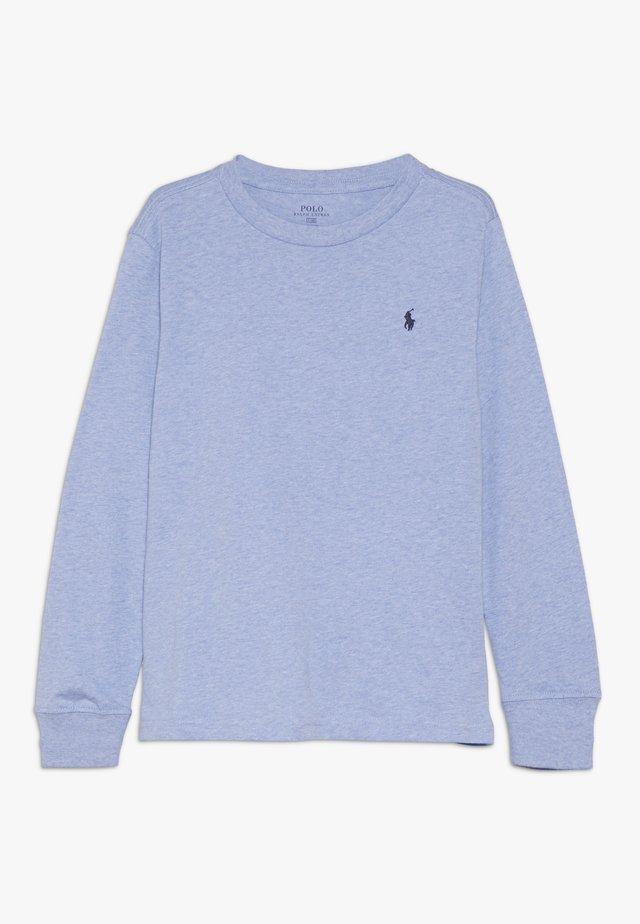 Camiseta estampada - cobalt heather
