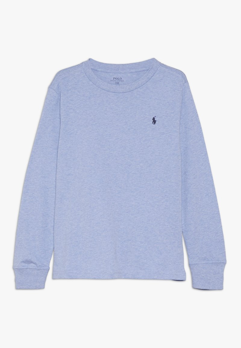 Polo Ralph Lauren - T-shirt med print - cobalt heather