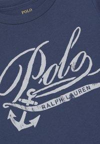 Polo Ralph Lauren - Triko spotiskem - federal blue - 3