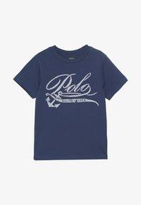 Polo Ralph Lauren - Triko spotiskem - federal blue - 2
