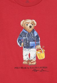 Polo Ralph Lauren - T-shirt z nadrukiem - sunrise red - 3