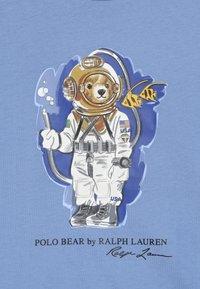 Polo Ralph Lauren - Triko spotiskem - fall blue - 3