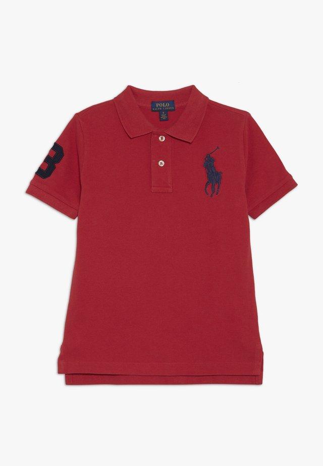 Polo - sunrise red