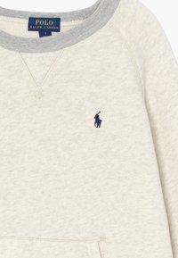Polo Ralph Lauren - Felpa - new sand heather - 3