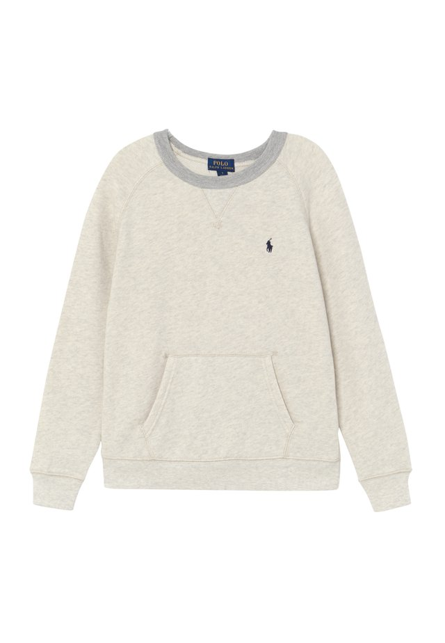 Sweatshirt - new sand heather