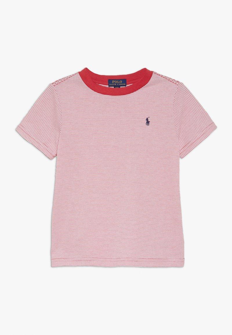 Polo Ralph Lauren - T-shirt z nadrukiem - sunrise red