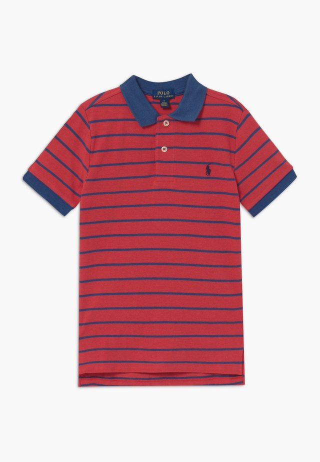 Polo - sunrise red multi