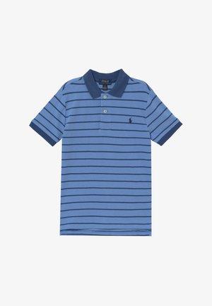 Polo shirt - fall blue
