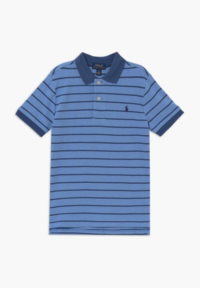 Koszulka polo - fall blue