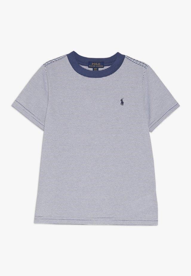 Camiseta estampada - federal blue