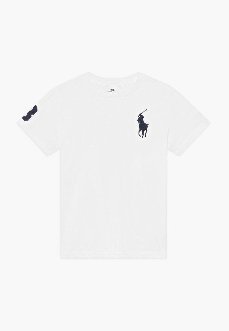 Polo Ralph Lauren - T-shirt con stampa - white