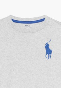 Polo Ralph Lauren - Triko s potiskem - light smoke heather