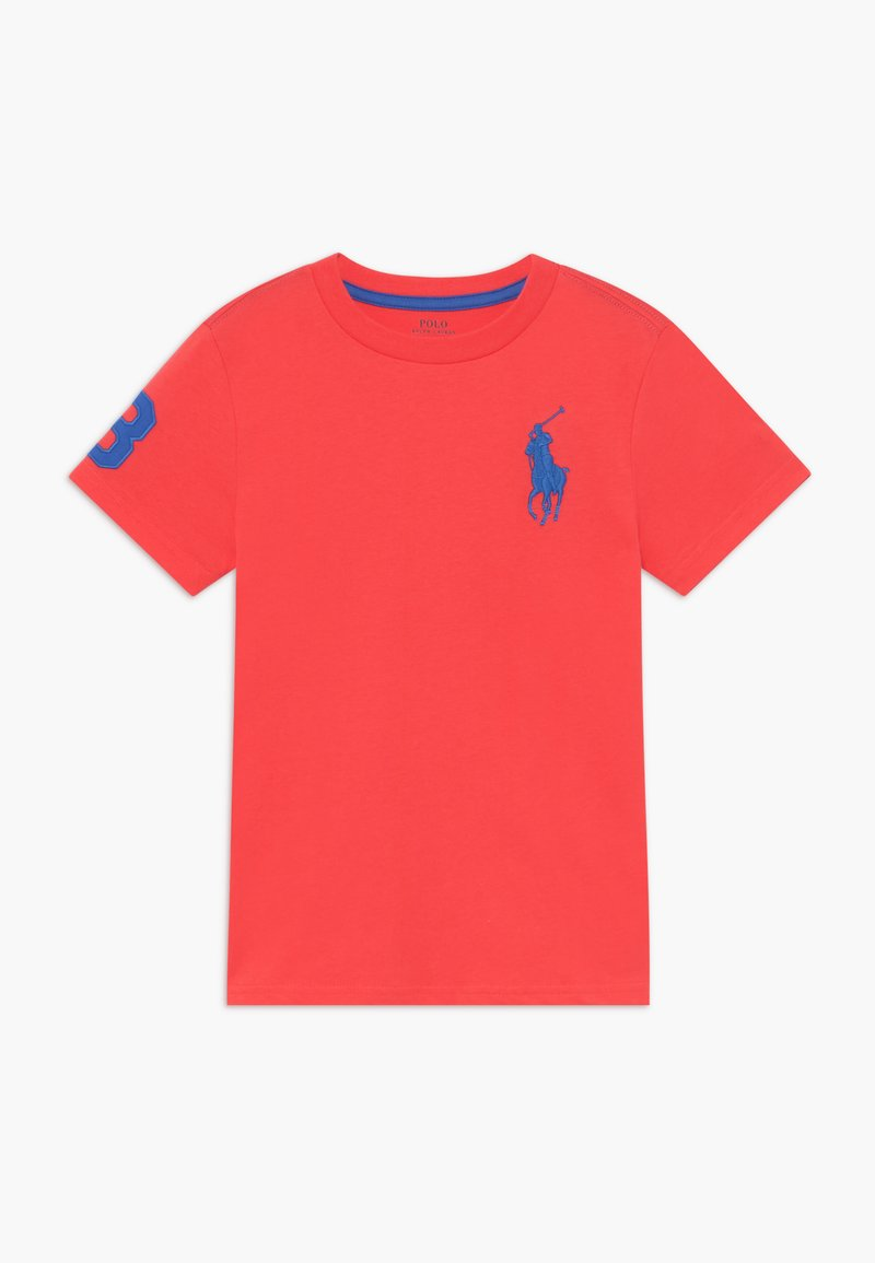 Polo Ralph Lauren - T-shirt con stampa - racing red