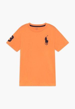 T-shirt print - thai orange