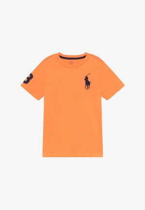 Print T-shirt - thai orange