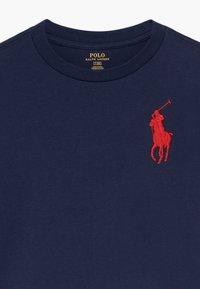 Polo Ralph Lauren - T-shirts med print - newport navy - 3