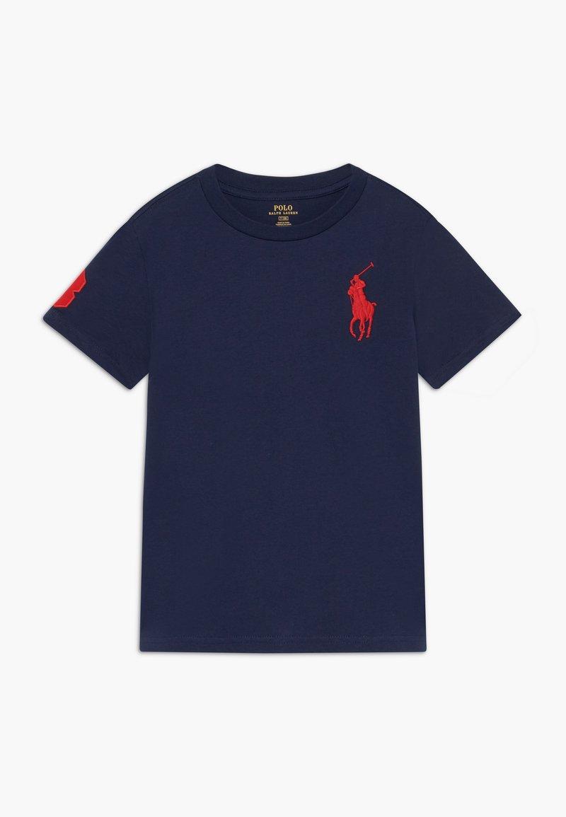 Polo Ralph Lauren - T-shirts med print - newport navy
