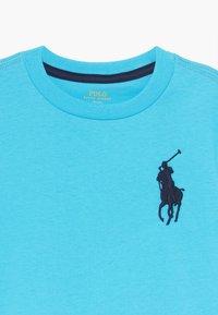 Polo Ralph Lauren - Triko spotiskem - liquid blue - 3