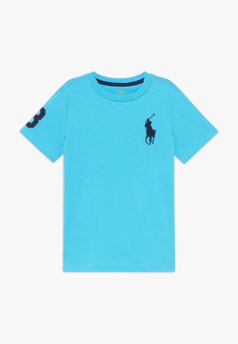 Polo Ralph Lauren - Triko spotiskem - liquid blue