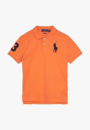 SLIM FIT - Polotričko - bright signal orange