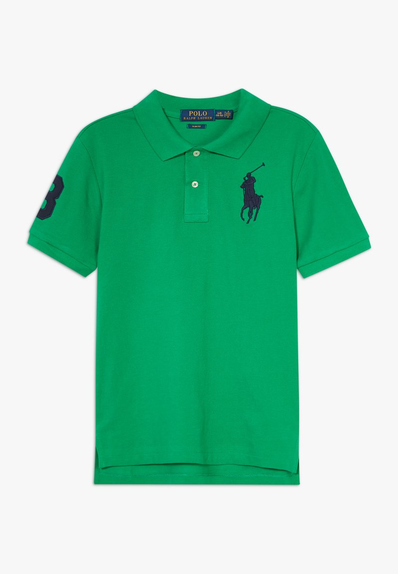 Polo Ralph Lauren - SLIM FIT - Poloshirt - chroma green