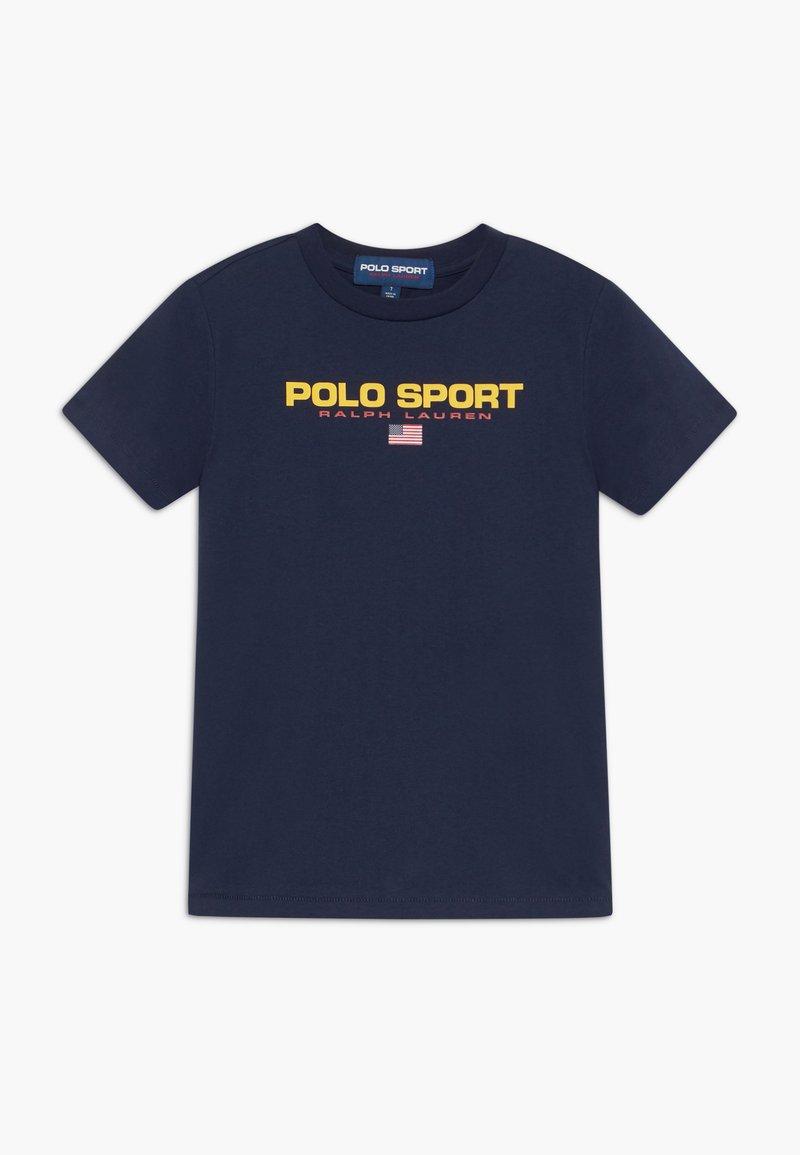 Polo Ralph Lauren - T-shirt con stampa - cruise navy