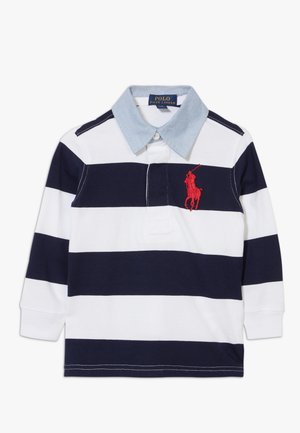 RUGBY - Polo - newport navy multi