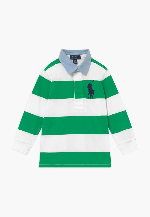 RUGBY - Poloshirts - golf green multicolour