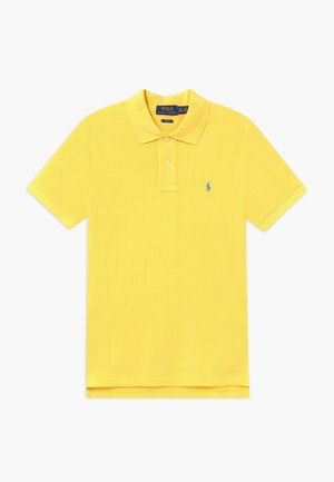 SLIM  - Polo - yellow