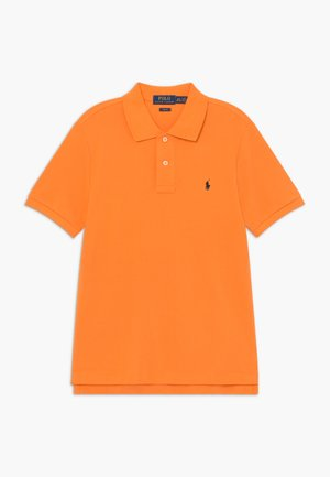 SLIM  - Polo shirt - thai orange