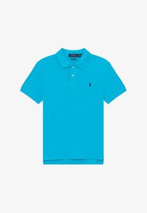 SLIM  - Polo - liquid blue