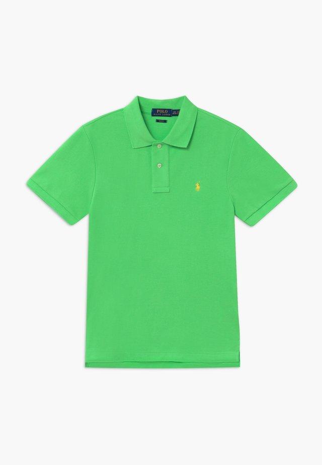 SLIM  - Polo shirt - new lime
