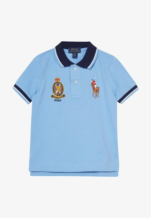 Polo shirt - blue lagoon