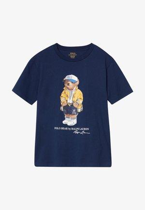 T-shirt imprimé - newport navy