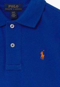 Polo Ralph Lauren - Piké - travel blue - 3