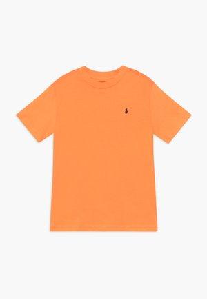Jednoduché triko - orange