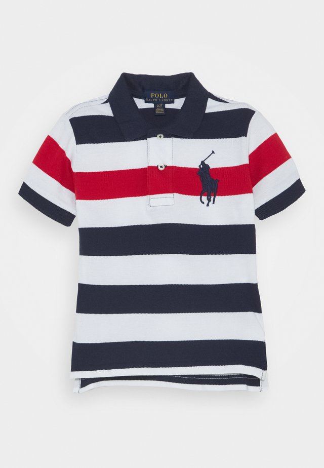 Polo shirt - newport navy/multi