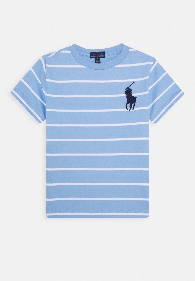 T-Shirt print - austin blue