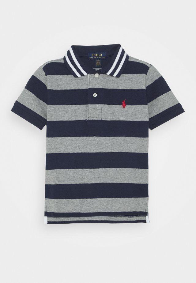 Poloshirts - andover heather/multi