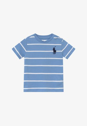 T-shirts print - austin blue