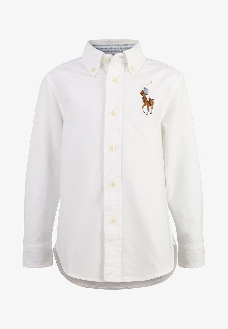 Polo Ralph Lauren - BIG TOPS - Vapaa-ajan kauluspaita - white