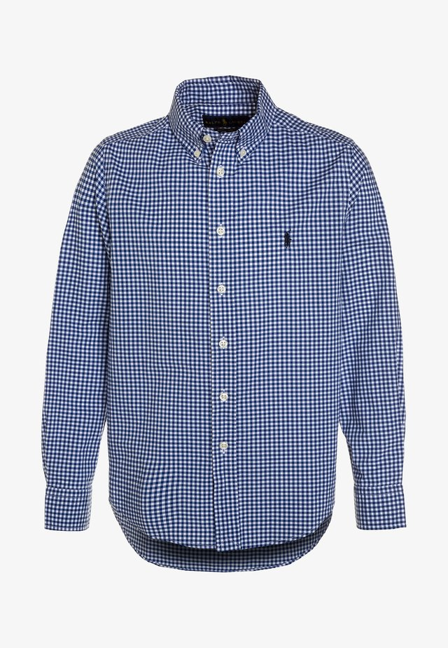 NATURAL - Skjorta - blue/multicolor