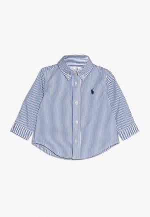 CUSTOM FIT BABY - Overhemd - blue/white