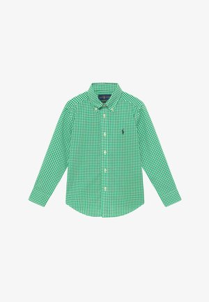 Košile - golf green/white