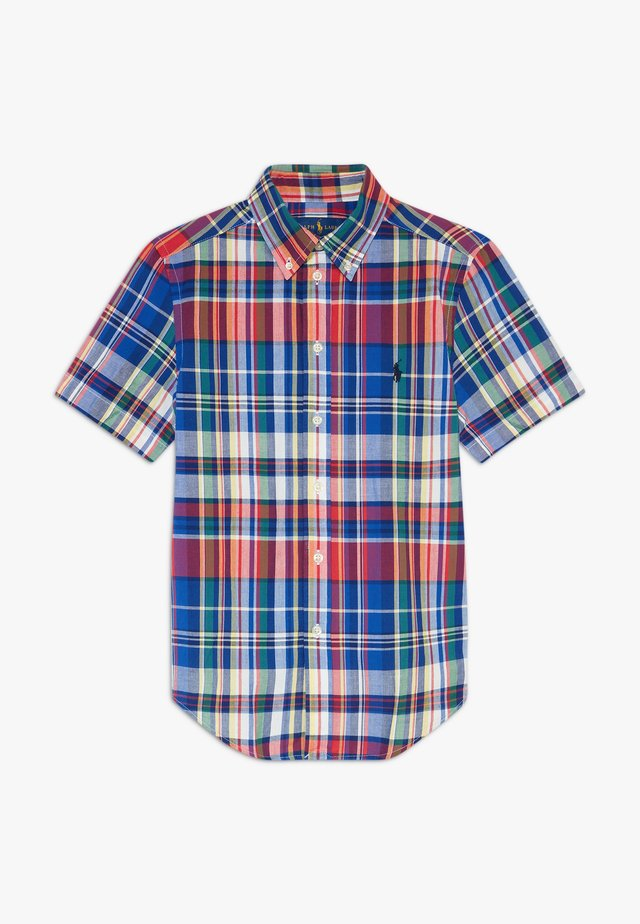 Camicia - red multi