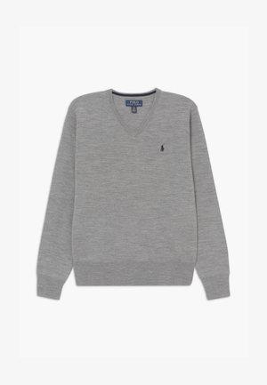 Pullover - dark sport heather