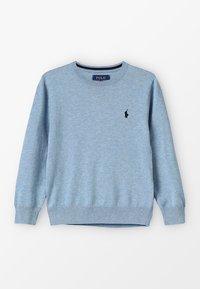Polo Ralph Lauren - Trui - modern blue heather - 0