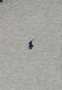 Polo Ralph Lauren - Pullover - light grey melange - 4