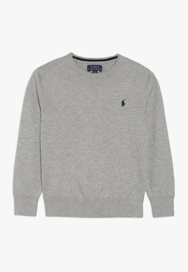 Polo Ralph Lauren - Pullover - light grey melange